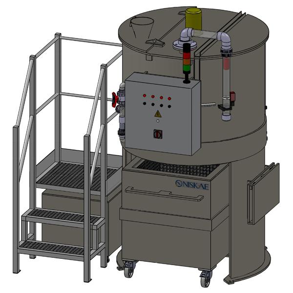 station de traitement des eaux et de recyclage des eaux. Black Bedroom Furniture Sets. Home Design Ideas